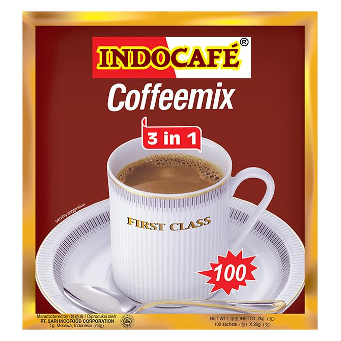 Coffeemix 3-in-1 Sachets