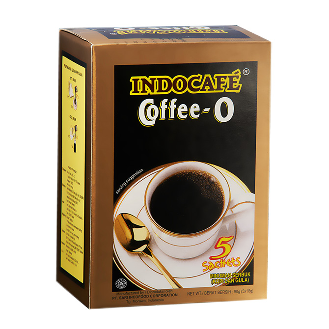 Coffee-O Box