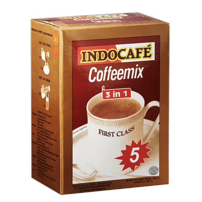 Indocafe Coffemix Box