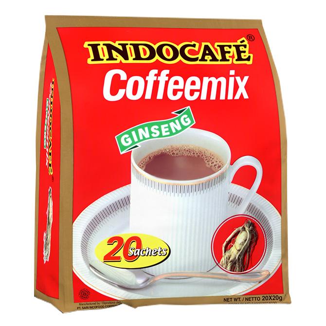 Coffeemix Ginseng